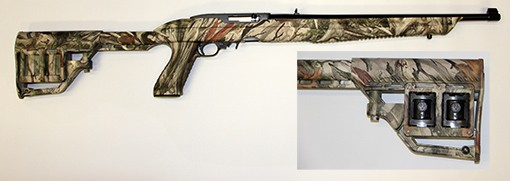 Ruger 10-22 Camo